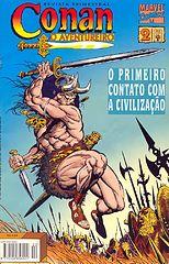 Conan - O Aventureiro # 02.cbr