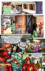 Flash -  The Flash Before Christmas [2010.02 - DC Univere Holiday Special 2009].cbz