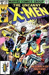 the uncanny x-men #126 (out. 1979) - quem é o mutante x!.cbr