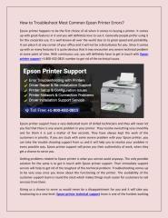 How to Troubleshoot Most Common Epson Printer Errors.pdf