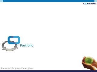 1-CommTel Portfolio - All in One.pptx