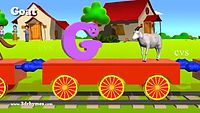 Learn Animals Song - 3D Animation Animals Video for Kids - YouTube.MP4