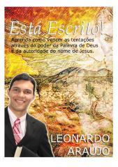 Está escrito - Leonardo Araújo.docx