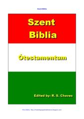 Hungarian Holy Bible Old Testament R S Chaves  PDF.pdf