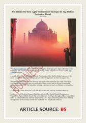 No namaz for non-Agra residents at mosque in Taj Mahal- Supreme Court.pdf